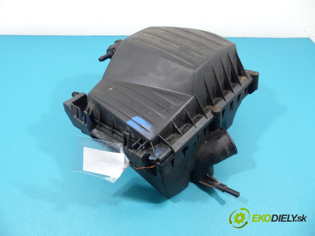 Opel Corsa C 2000-2006 1.0 12V - 58 hp manual 43 kW 973 cm3  obal filtra vzduchu 44612585901 (Kryty filtrů)