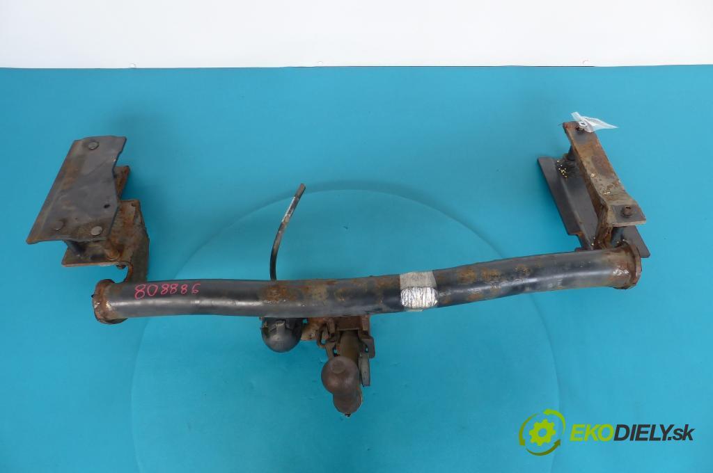 Opel Vectra B 1995-2002 2.0 DTI 101 HP manual 74 kW 1995 cm3  Hák ťažné zariadenie  (Ťažné zariadenia)