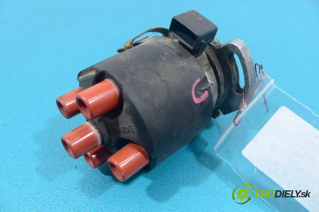Vw Polo III 6N 1994-2001 1.0 8V - 45 HP manual 33 kW 1043 cm3  Rozdeľovač - 0237521050 (Rozdeľovače)