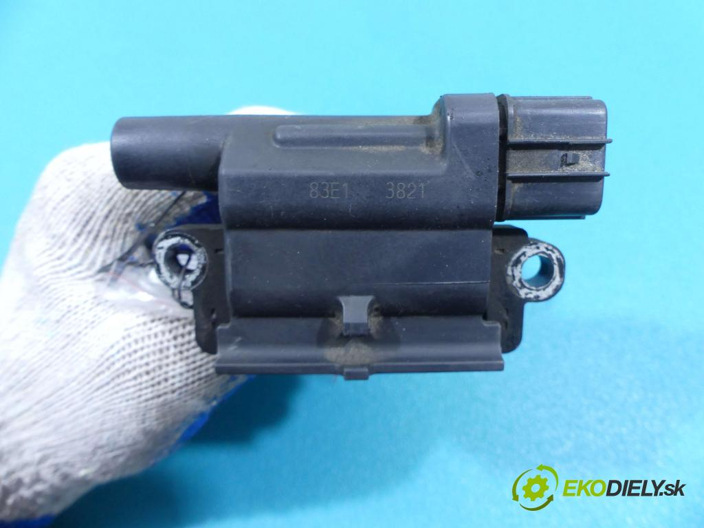Suzuki Ignis 1.5 16V - 99 HP manual 73 kW 1490 cm3  Cievka zapaľovacia 83E13821 (Zapaľovacie cievky, moduly)