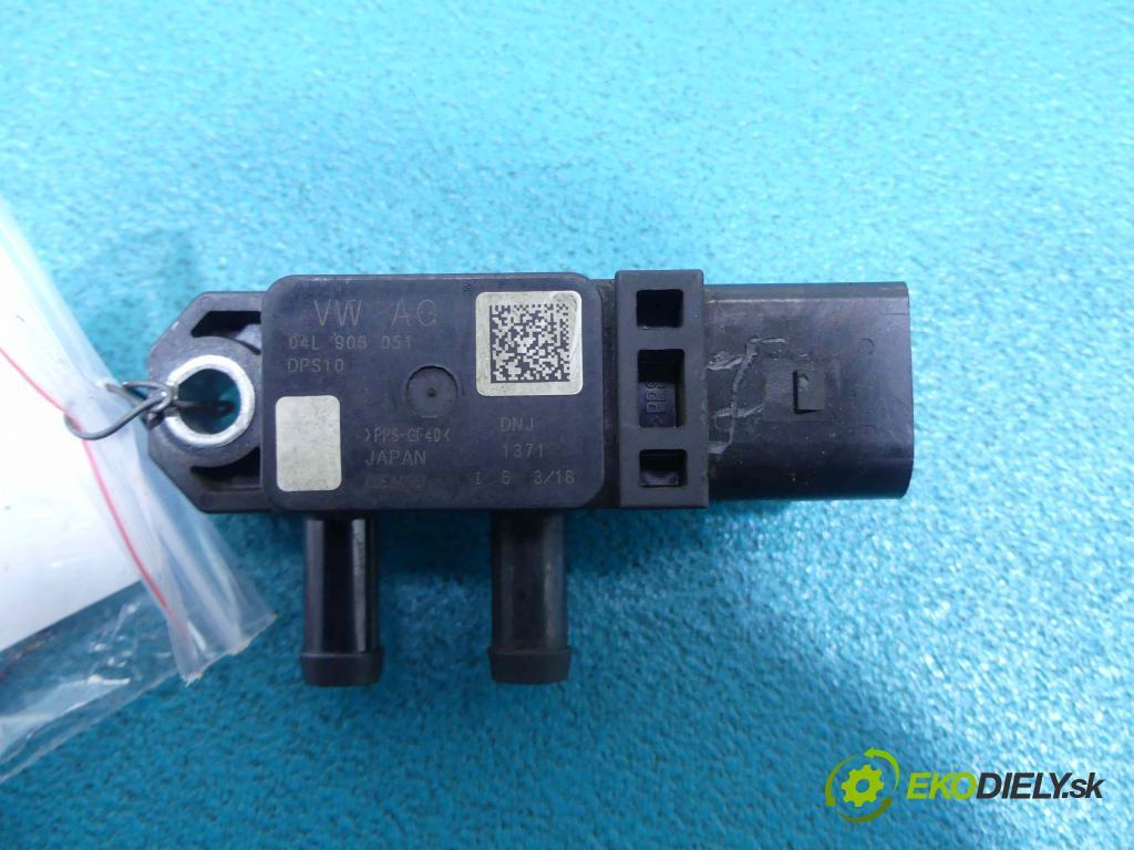 Skoda Fabia III 2014- 1.4 TDI 105 HP manual 77 kW 1422 cm3  Ventil tlaku 04L906051 (Ventily)