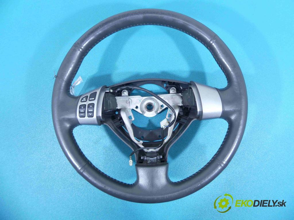 Suzuki Swift Mk6 2005-2010 1.3 16V 92 HP manual 68 kW 1328 cm3  Volant  (Volanty)