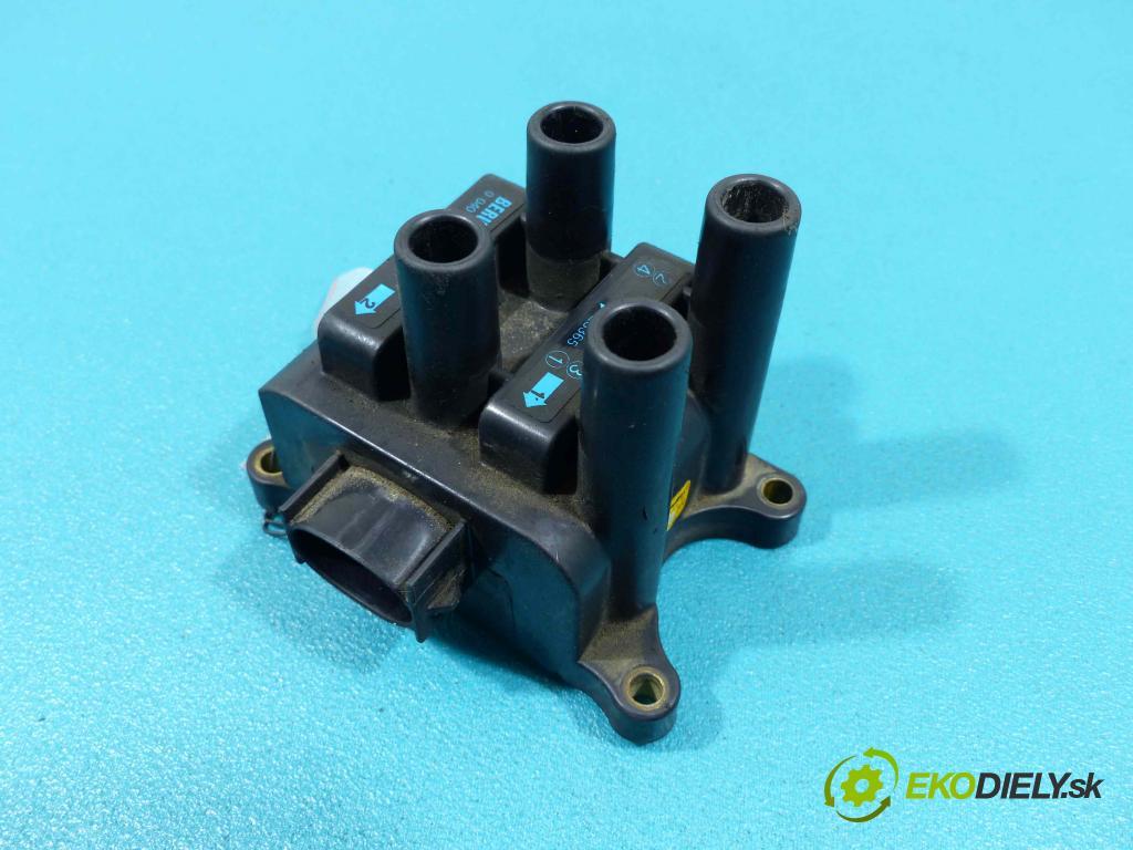 Ford Mondeo Mk3 2000-2007 2.0 16V - 145 HP automatic 107 kW 1999 cm3  Cievka zapaľovacia 0040100365 (Zapaľovacie cievky, moduly)