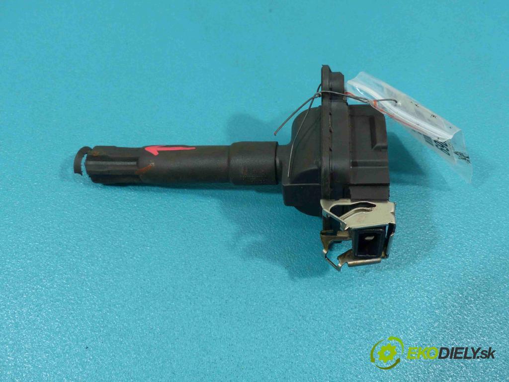 Vw Passat B5 1995-2005 1.8 T 150 HP manual 110 kW 1781 cm3  Cievka zapaľovacia 0040100013 (Zapaľovacie cievky, moduly)