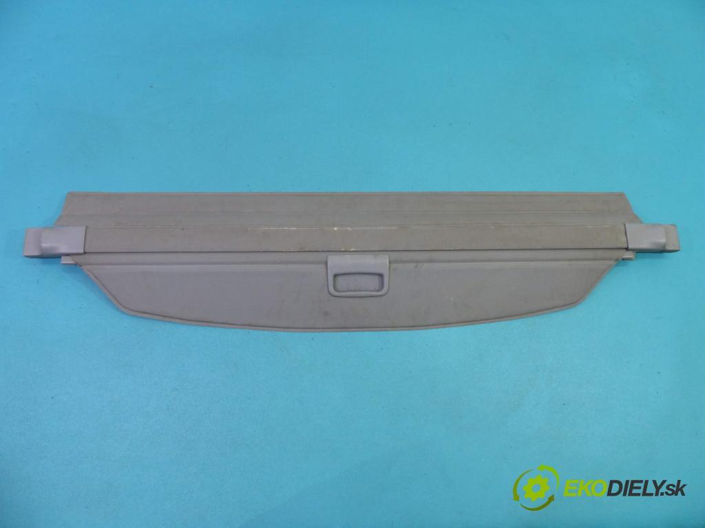 Skoda Octavia I 1996-2010 1.6 8V - 101 HP manual 74 kW 1595 cm3  Roleta  (Rolety kufra)