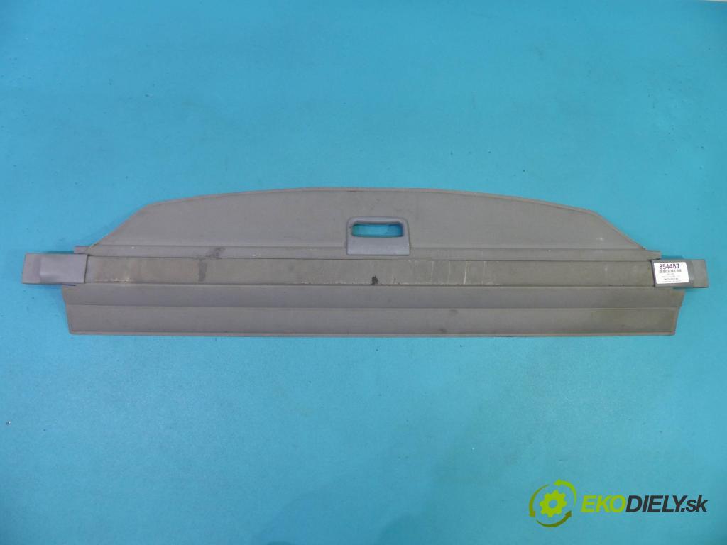 Skoda Octavia I 1996-2010 1.9 TDI 110 HP manual 81 kW 1896 cm3  Roleta  (Rolety kufra)