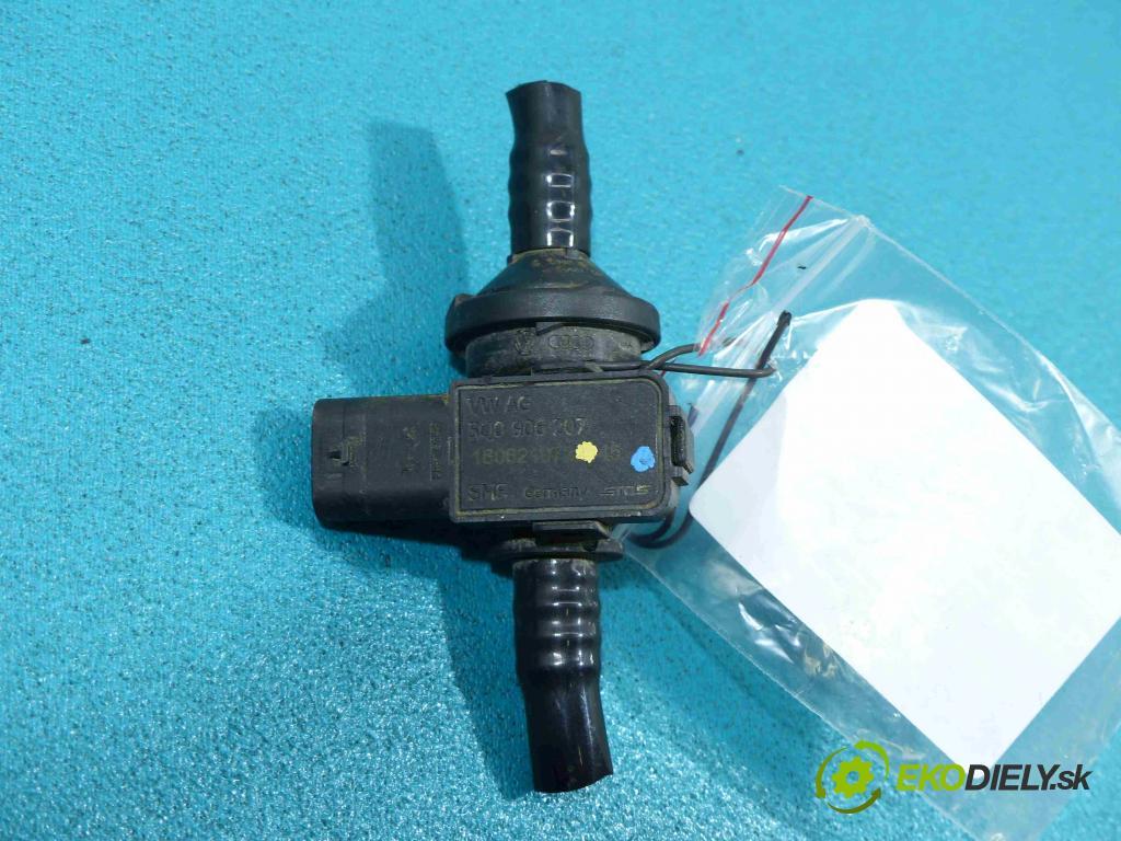 Skoda Fabia III 2014- 1.0B 75 HP manual 55 kW 999 cm3  Ventil tlaku 5Q0906207 (Ventily)