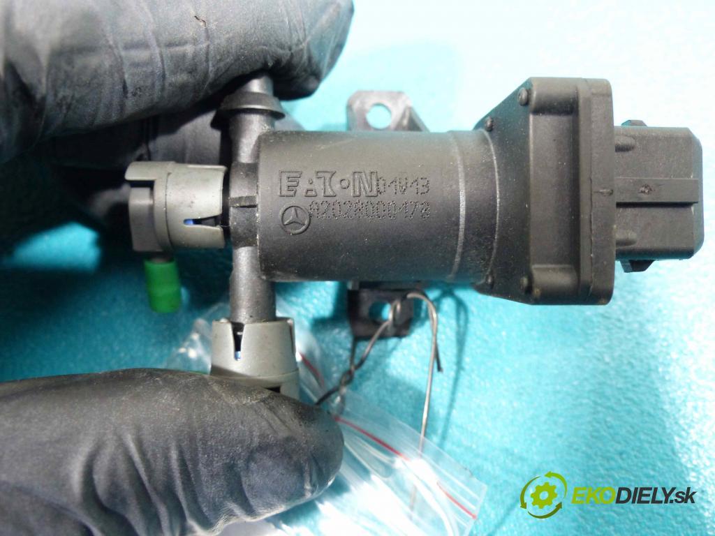 Mercedes SLK I R170  1996-2004 2.0 kompressor 163 hp manual 120 kW 1998 cm3  ventil tlaku A2028000178