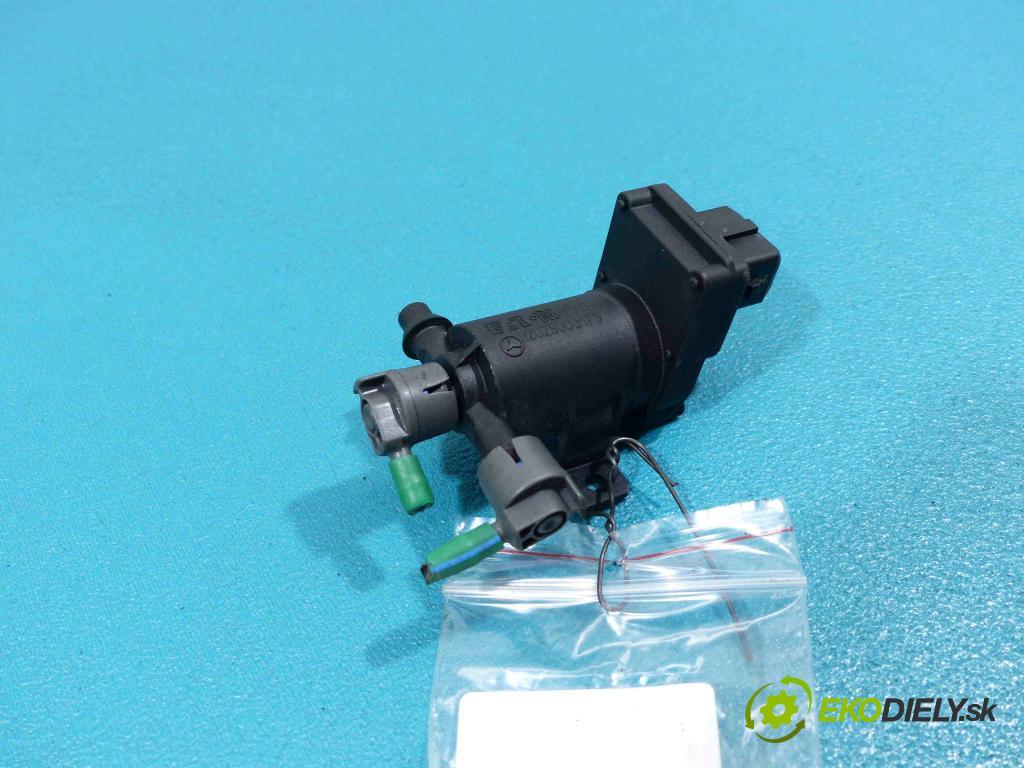 Mercedes SLK I R170  1996-2004 2.0 kompressor 163 HP manual 120 kW 1998 cm3  Ventil tlaku A2028000178 (Ventily)