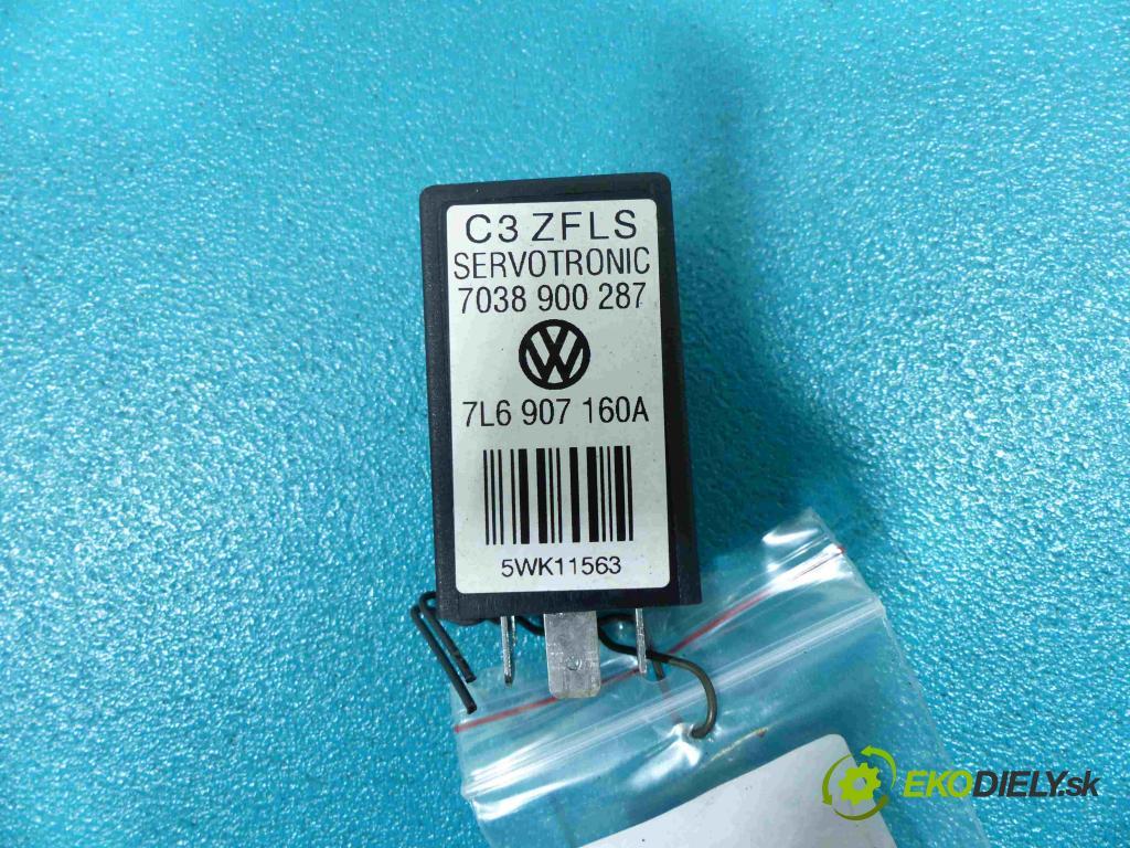 Vw Touareg 2002-2010 5.0 V10 TDI 313 HP automatic 230 kW 4921 cm3  relé 7038900287 (Relé)
