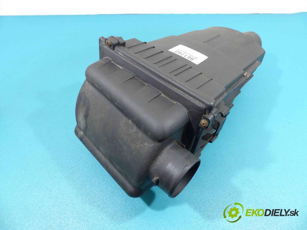 Citroen Xsara Picasso 1,8.0 16V - 116 hp manual 85 kW 1749 cm3  obal filtra vzduchu 9634107180 (Kryty filtrů)