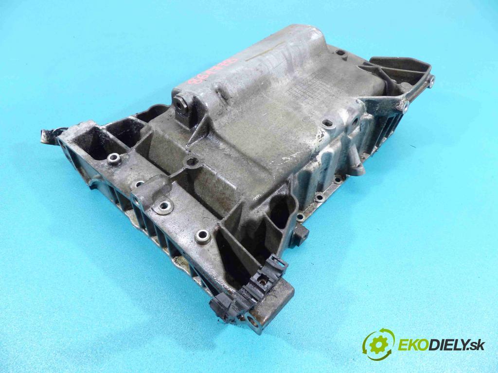 Citroen Xsara Picasso 1,8.0 16V - 116 HP manual 85 kW 1749 cm3  Vaňa olejová 9637098810 (Olejové vane)