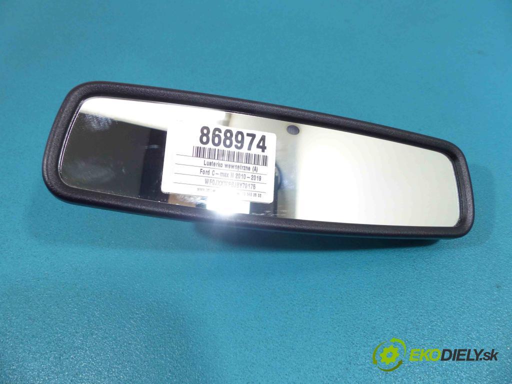 Ford C-max II 2010-2019 1.6 150 HP manual 110 kW 1596 cm3  Spätné zrkadlo vnútorné AU5A-17E678-AC (Spätné zrkadlá vnútorné)