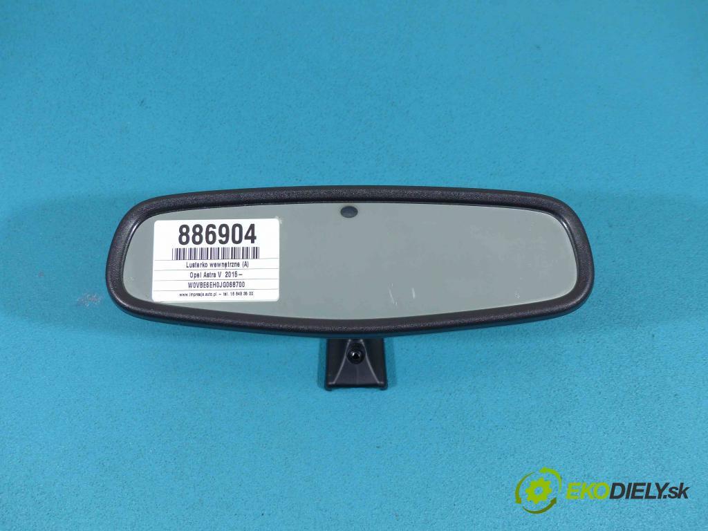 Opel Astra V  2015- 1.6 TB 200 HP manual 147 kW 1598 cm3  Spätné zrkadlo vnútorné 13581081 (Spätné zrkadlá vnútorné)