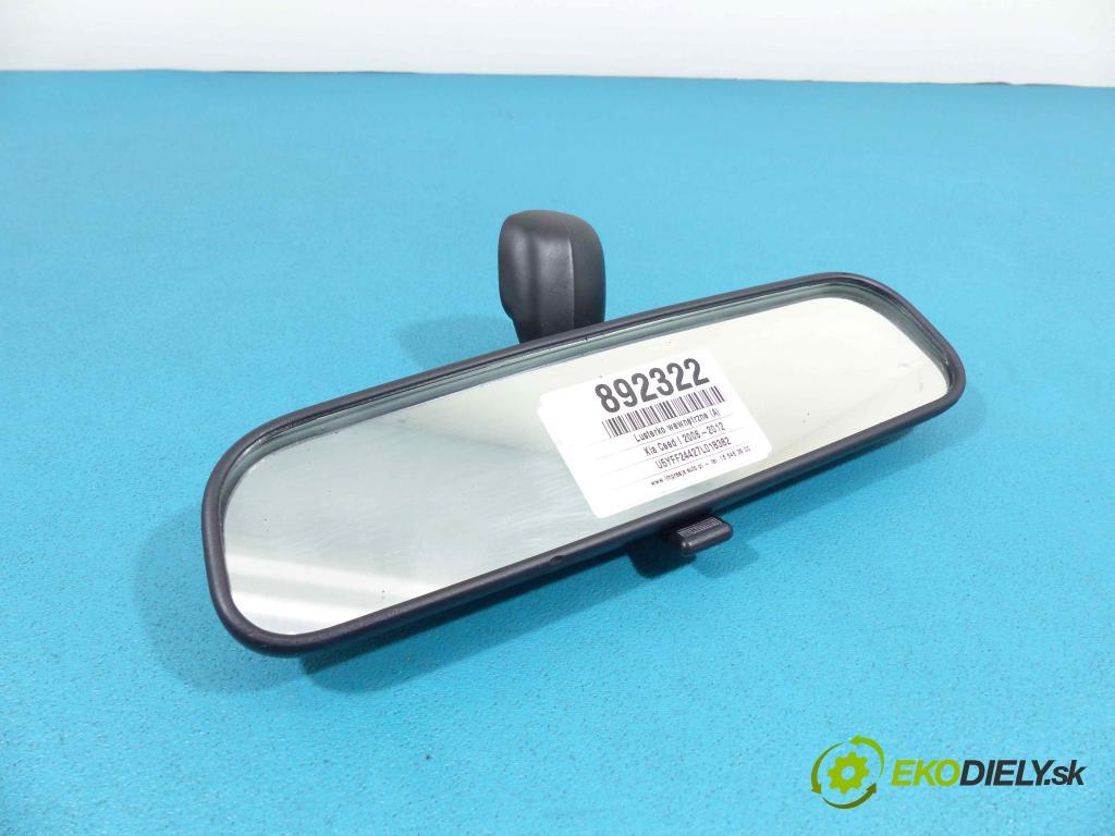 Kia Ceed I 2006-2012 1.6 CRDi 90 HP manual 66 kW 1582 cm3 5- Spätné zrkadlo vnútorné  (Spätné zrkadlá vnútorné)