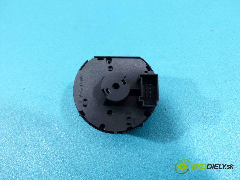Vw Passat B6 2005-2010 2.0 TDI 140 HP manual 103 kW 1968 cm3 5- Prepínač 1K0941431N