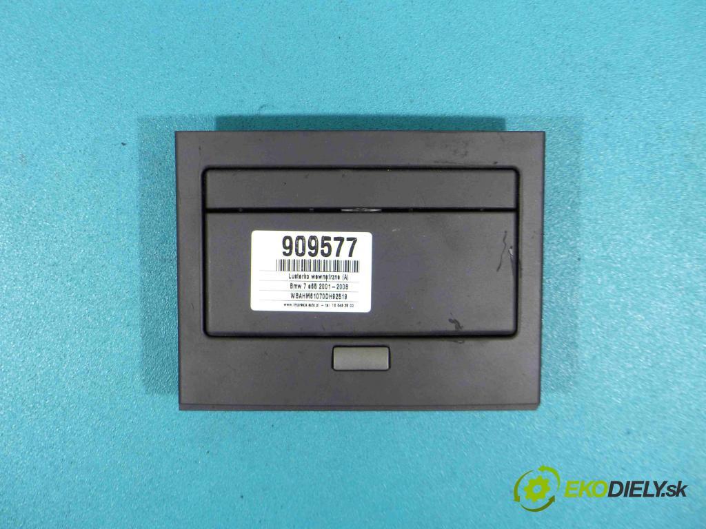 Bmw 7 e65 2001-2008 4.4d 329KM automatic 242 kW 4423 cm3 4- zrkadlo uvnitř: 7149776 (Spätné zrkadlá vnútorné)