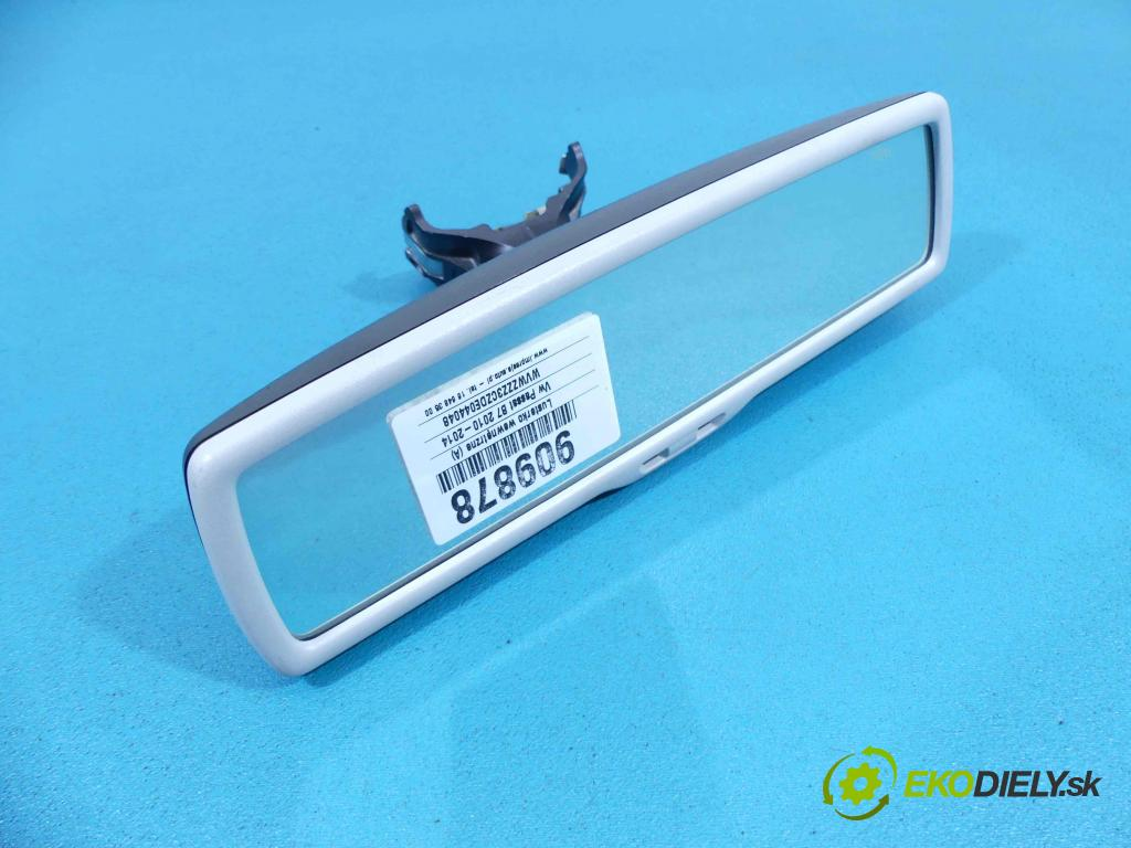 Vw Passat B7 2010-2014 2.0 TDI 170 HP automatic 125 kW 1968 cm3 5- zrkadlo  (Spätné zrkadlá vnútorné)