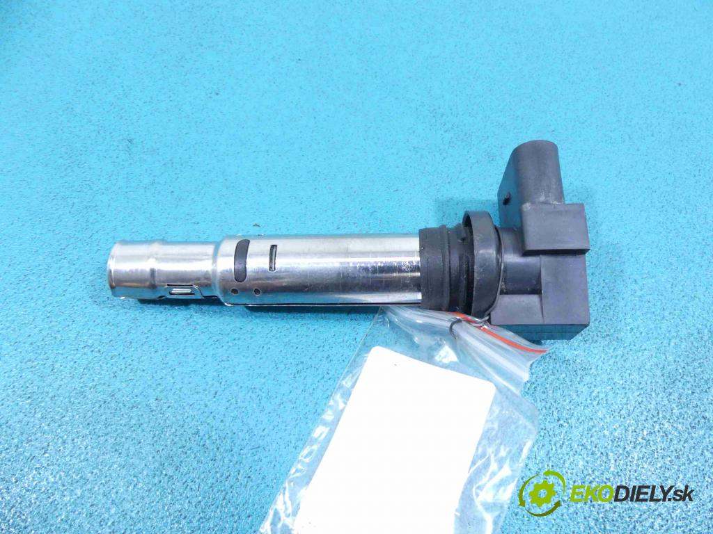Vw Golf plus 1.4 TSI 122 HP manual 90 kW 1390 cm3 5- cievka zapaľovacia 036905715F (Zapaľovacie cievky, moduly)