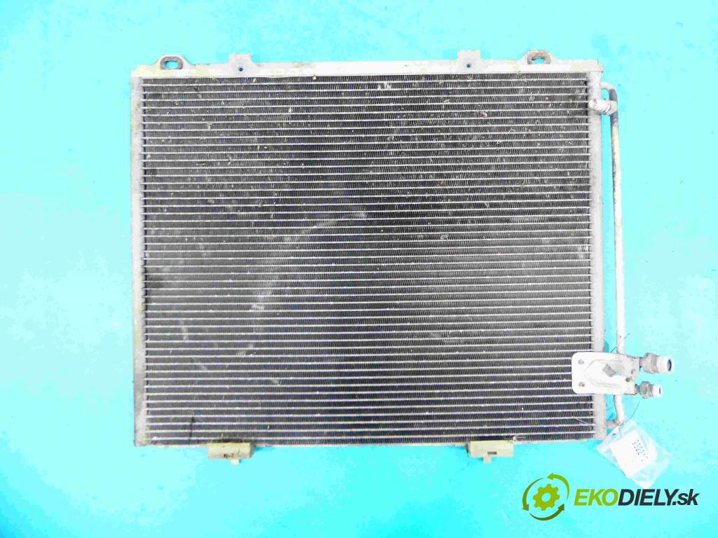 Mercedes E W210 1995-2002 2.0 136hp manual 100 kW 1998 cm3 5- Chladič klíma  (Chladiče klimatizace (kondenzátory))