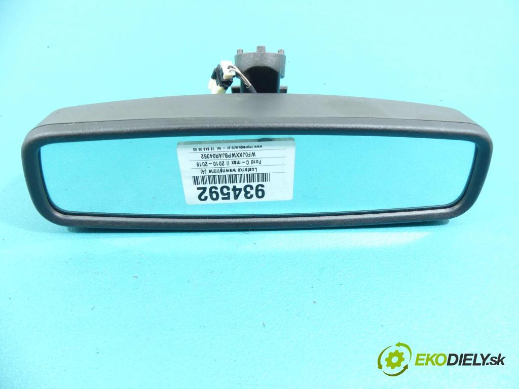 Ford C-max II 2010-2019 1.6 tdci 116 HP manual 85 kW 1560 cm3 5- zrkadlo uvnitř: AU5A-17E678-AB (Spätné zrkadlá vnútorné)