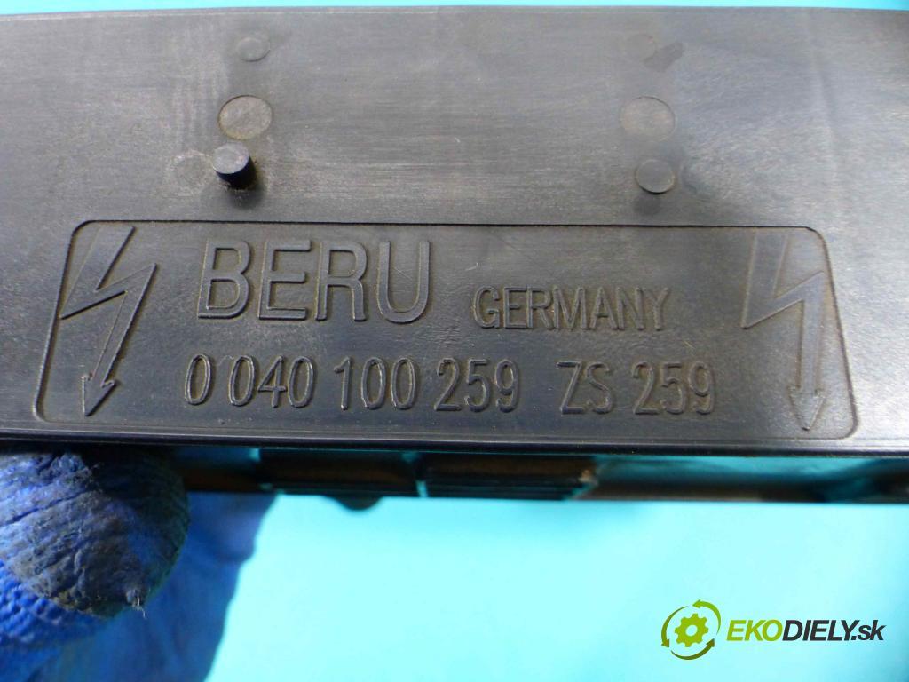 Opel Vectra B 1995-2002 1.6 16v 101 HP manual 74 kW 1598 cm3 4- cievka zapaľovacia 0040100259 (Zapaľovacie cievky, moduly)