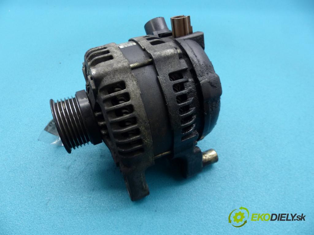 Volvo V50 2.0d 136 HP manual 100 kW 1997 cm3 5- Alternator 104210-3524 (Alternátory)
