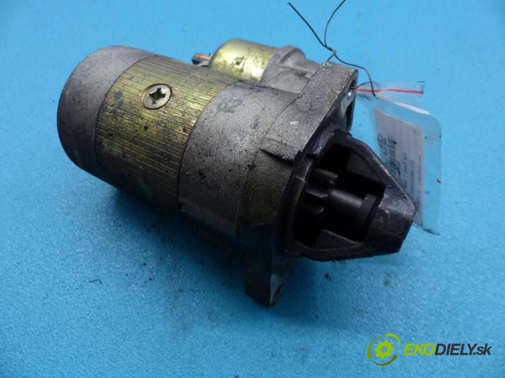 Fiat Punto II 1999-2010 1.2 60 HP manual 44 kW 1242 cm3 5- štartér 63101018 (Štartéry)