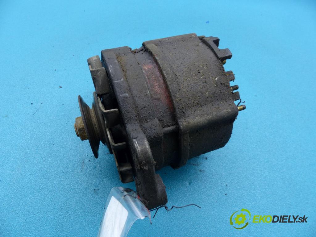 Vw Jetta II 1984-1992 1.3 54 HP manual 40 kW 1272 cm3 4- Alternator  (Alternátory)