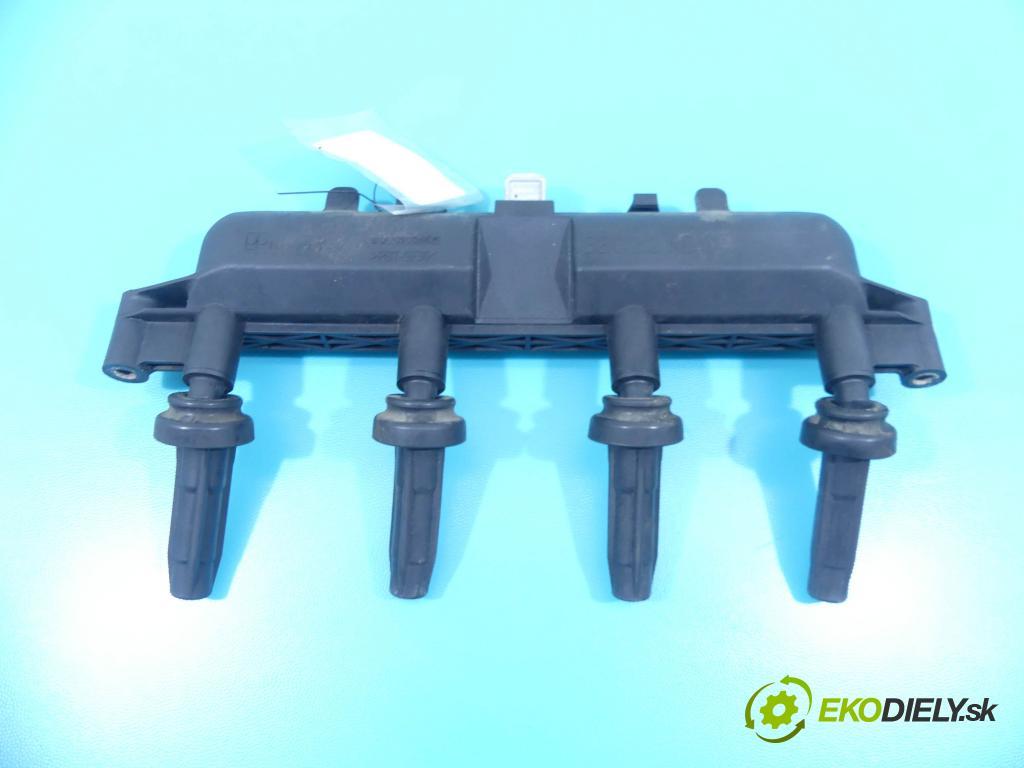 Peugeot 306 1.6 8v 98 HP manual 72 kW 1587 cm3 5- cievka zapaľovacia 9635864980 (Zapaľovacie cievky, moduly)