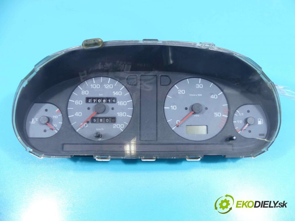 Skoda Felicia 1.9d 64 HP manual 47 kW 1896 cm3 5- prístrojovka/ budíky 800919033C (Prístrojové dosky, displeje)