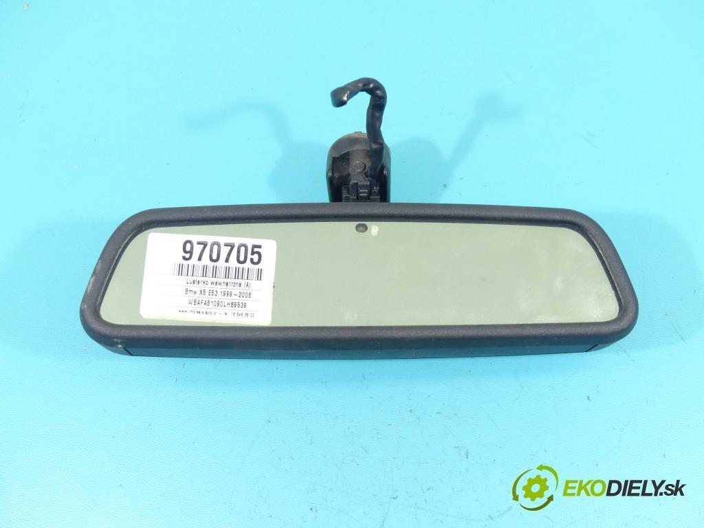 Bmw X5 E53 1999-2006 3.0 R6 231 HP manual 170 kW 2979 cm3 5- zrkadlo uvnitř: 8238066 (Spätné zrkadlá vnútorné)
