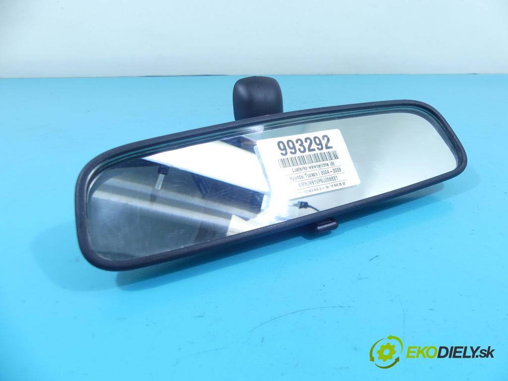 Hyundai Tucson I 2004-2009 2.0 crdi 112KM manual 82,5 kW 1991 cm3 5- zrkadlo uvnitř: E4022143 (Spätné zrkadlá vnútorné)