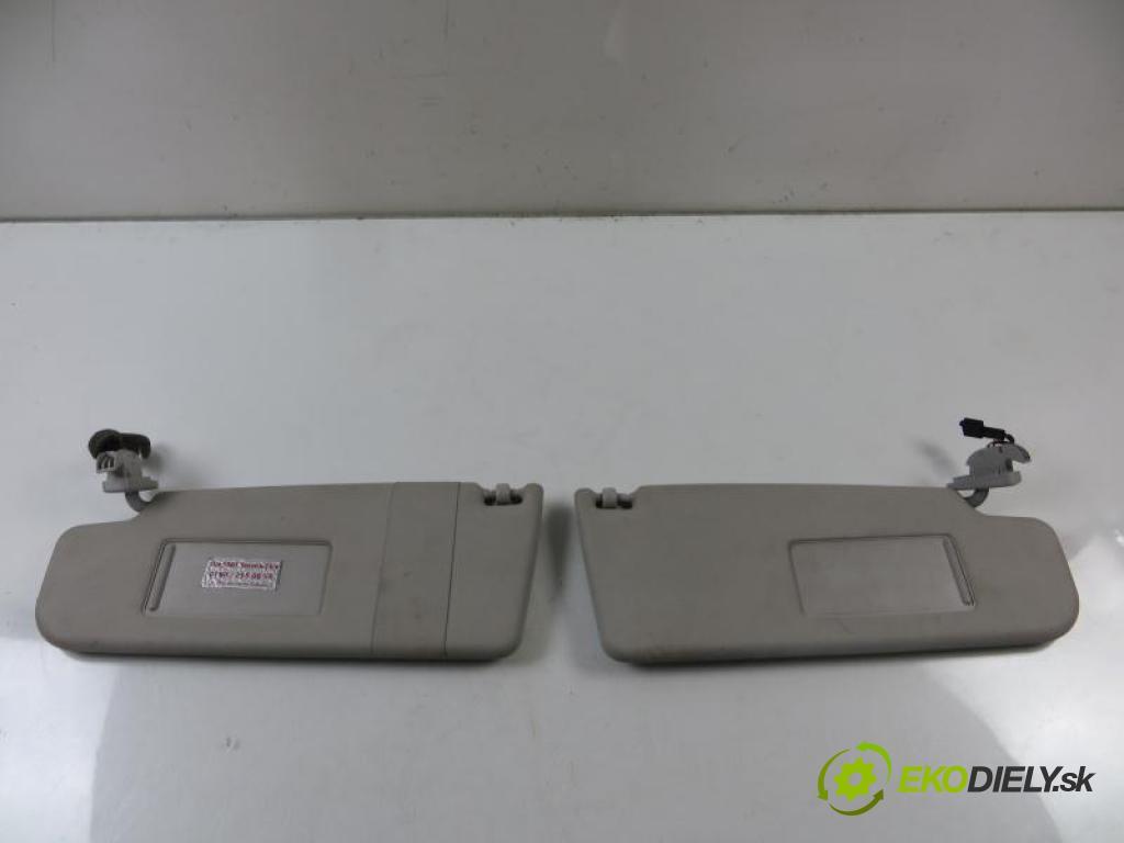 SEAT ALTEA (5P1) 2.0 TDI 16V CFHC, BKD manual 6 - stupňová 103 kW 140 km  kryty protislnečné 5P0857552A (Slnečné clony)