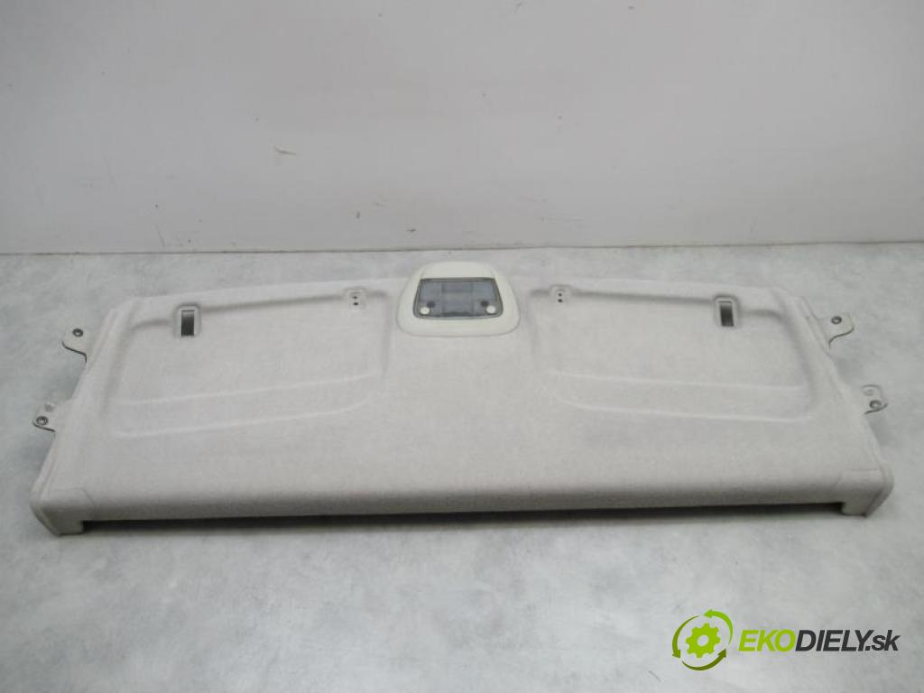 OPEL COMBO C 1.7 DI 16V (ISUZU) Y 17 DTL manual 5 - stupňová 48 kW 65 km  Stropný tapacír  (Stropné tapacíre)