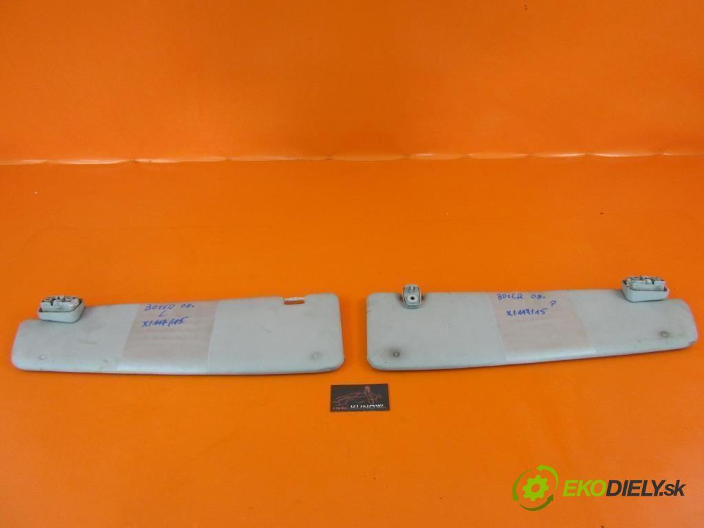 PEUGEOT BOXER II 2.2 HDI 120 4HU (P22DTE)   88 kW 120 km  kryty protislnečné  (Slnečné clony)