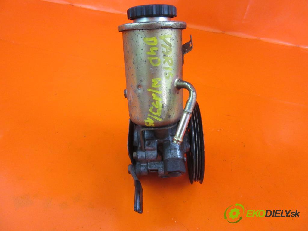 TOYOTA YARIS I (VNK) 1.4 D-4D 1ND-TV   55 kW 75 km  pumpa servočerpadlo  (Servočerpadlá, pumpy řízení)
