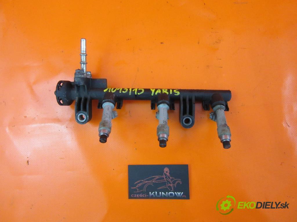 TOYOTA YARIS II 1.0 VVT-I 1KR-FE   51 kW 69 km  Lišta vstrekovacia 238140Q010A (PALIVOVÝ SYSTÉM)