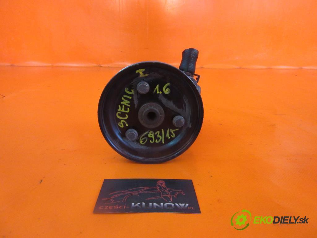 RENAULT SCENIC I 1.6 K4M 706   79 kW 107 km  pumpa servočerpadlo 7700840106 (Servočerpadlá, pumpy řízení)