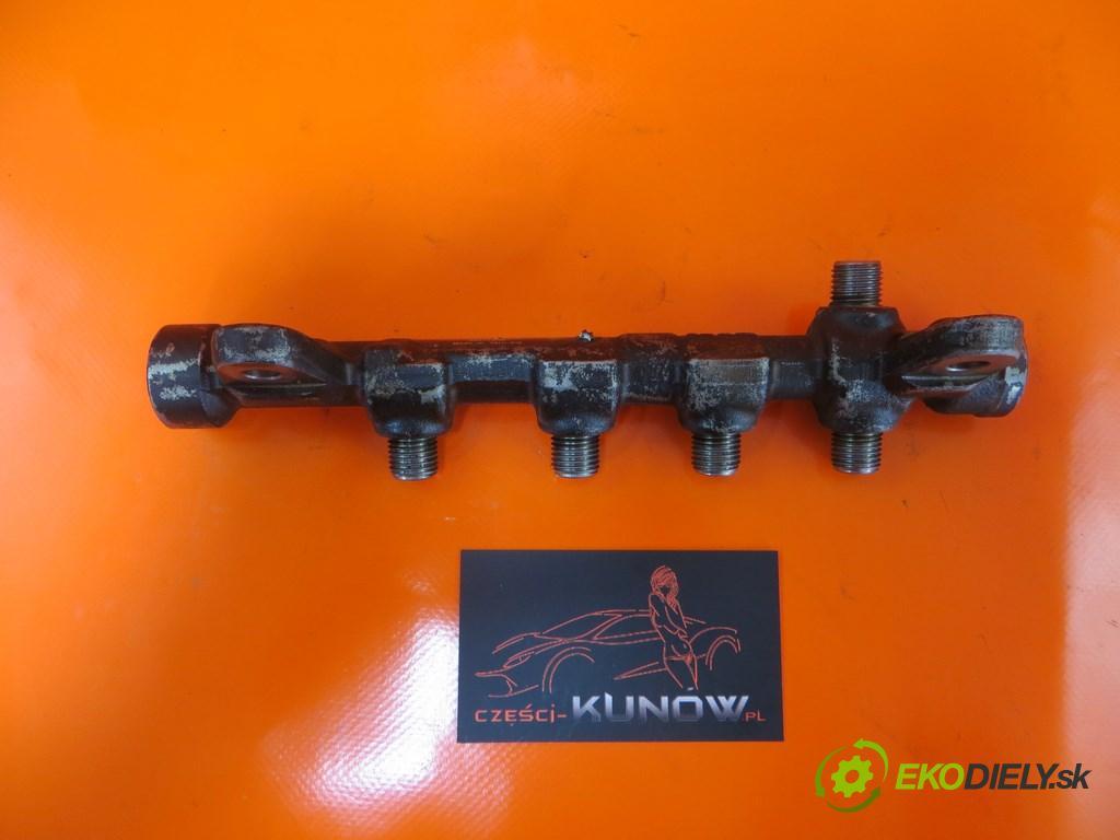 FIAT BRAVO II 1.6 D MULTIJET 955 A4.000   85 kW 115 km  lišta vstřikovací BOSCH 0445214192 , 55215208 (PALIVOVÝ SYSTÉM)