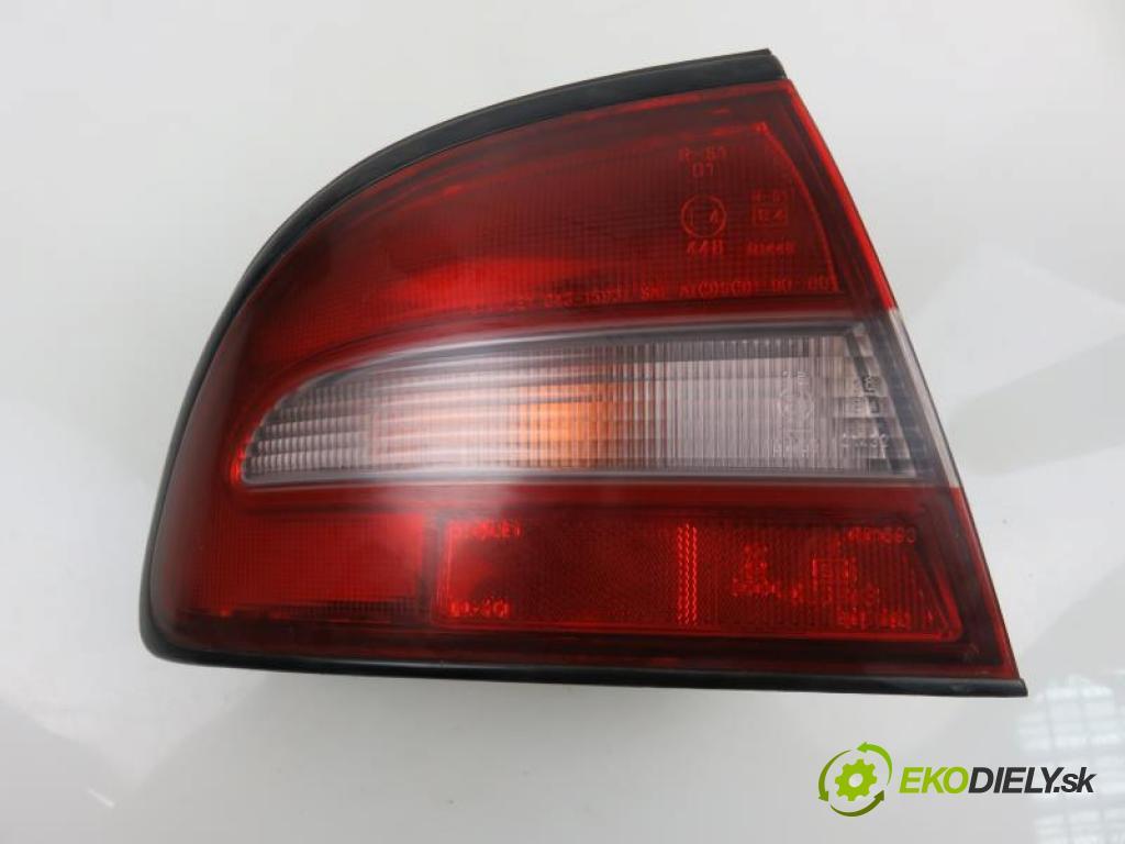 MITSUBISHI GALANT VII (E5_A,E7_A,E8_A) 2.0 GLSTD (E57A) 4D68 T manual 5 stupňová 66 kW 90 km  Svetlo ľavé zadné 0431593L (Svetlá zadné)