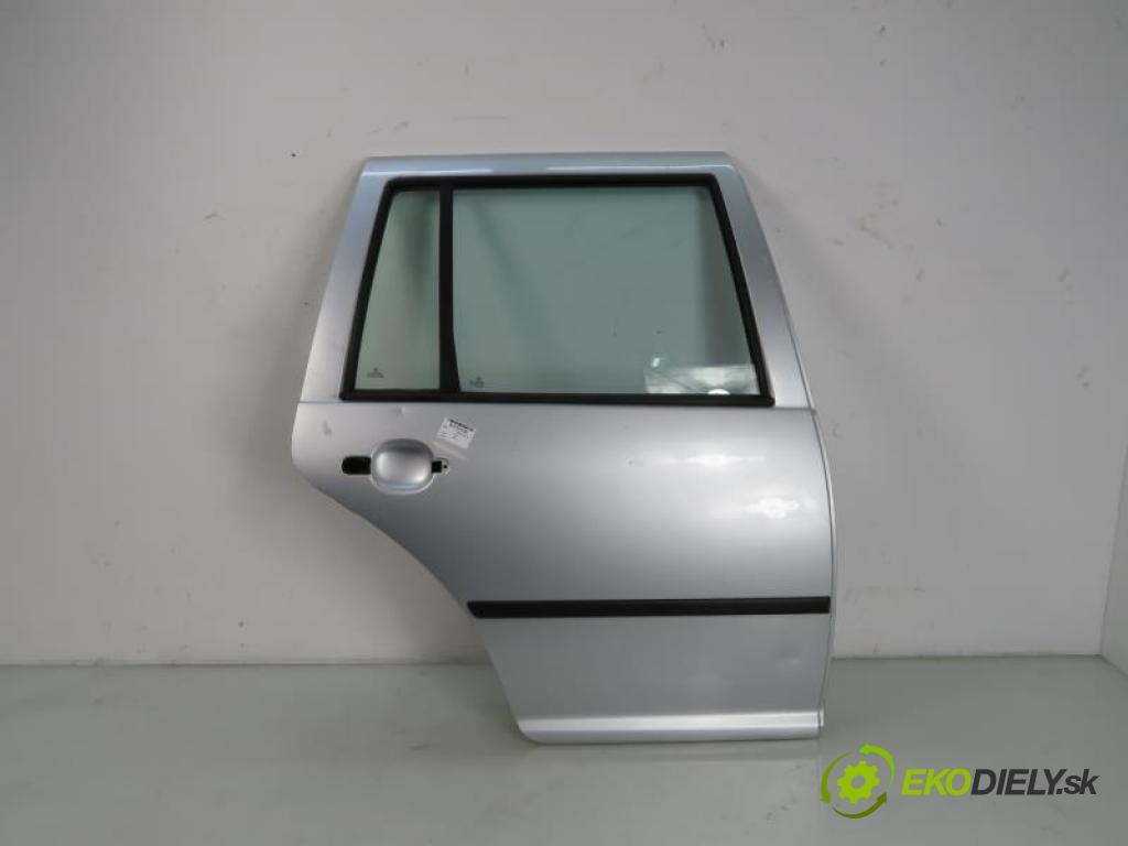 VW GOLF IV 4 1.9 TDI PD ATD,AXR manual 5 stupňová 74 kW 101 km  Dvere pravé zadné  (Dvere)