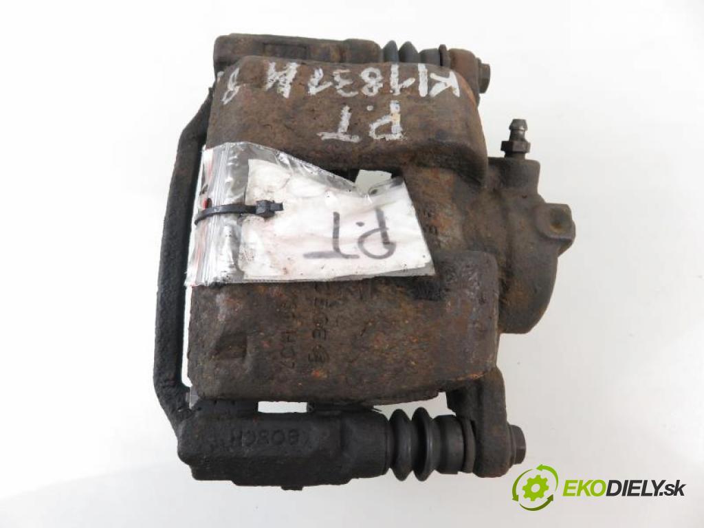 CITROEN JUMPER II 2.2 HDI 100 4HV (P22DTE) manual 5 stupňová 74 kW 101 km  Brzdič strmeň pravé zadné  (Brzdiče (strmene))
