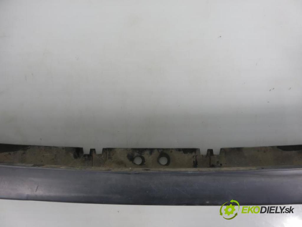 PEUGEOT PARTNER I 1.4 KFX (TU3JP), KFW (TU3JP), TU32 manual 5 stupňová 55 kW 75 km  Nárazník zadný  (Nárazníky)