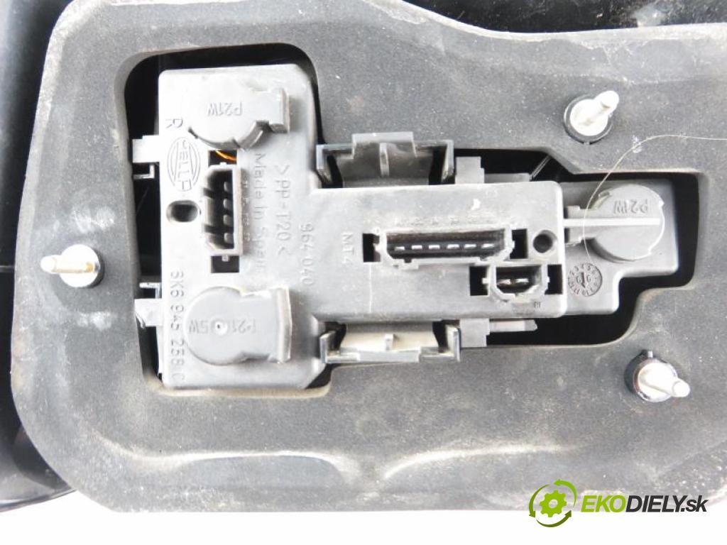 SEAT IBIZA II FL (6K) 1.4 8V  MPI AUD,AKK,ANW manual 5 stupňová 44 kW 60 km  Svetlo pravé zadné  (Svetlá zadné)