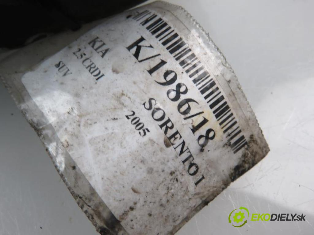 KIA SORENTO I 2.5 CRDI D4CB manual 5 stupňová 4X4 103 kW 140 km  Brzdič strmeň PP  (Brzdiče (strmene))