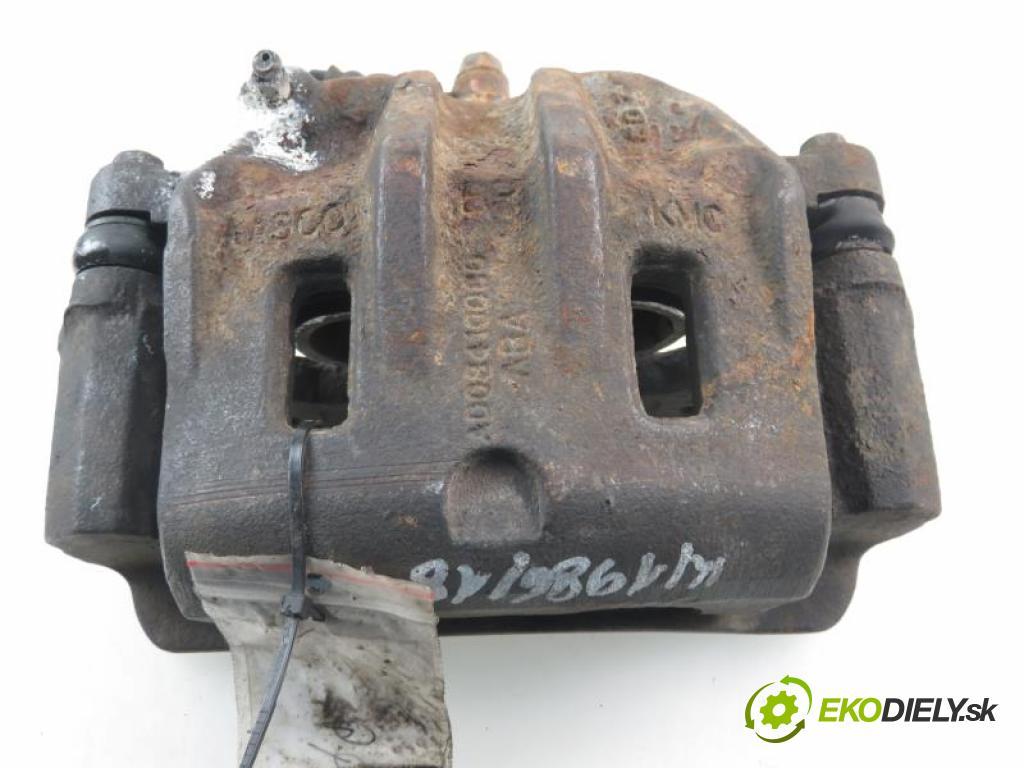 KIA SORENTO I 2.5 CRDI D4CB manual 5 stupňová 4X4 103 kW 140 km  brzdič třmen PP  (Brzdiče)