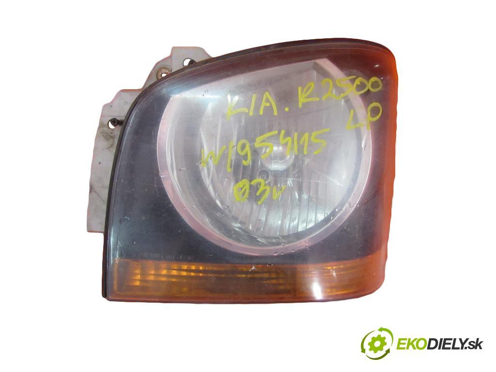 KIA K2500 FL 2.5 TCI D4BH   69 kW 94 km  světlo LP  (Přední světla)