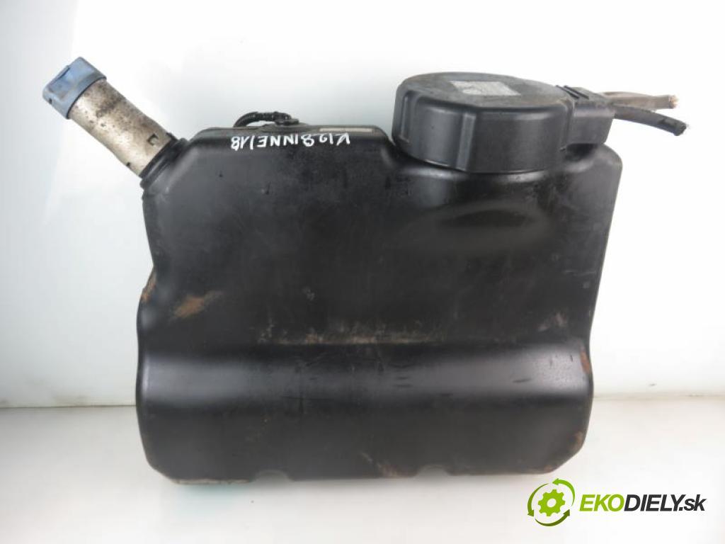 MERCEDES BENZ ATEGO II 1222 L OM924 LA OM924LA manual 6 stupňová 162 kW 220 km  Nádržka paliva benzín 9704700615 (Nádrže)