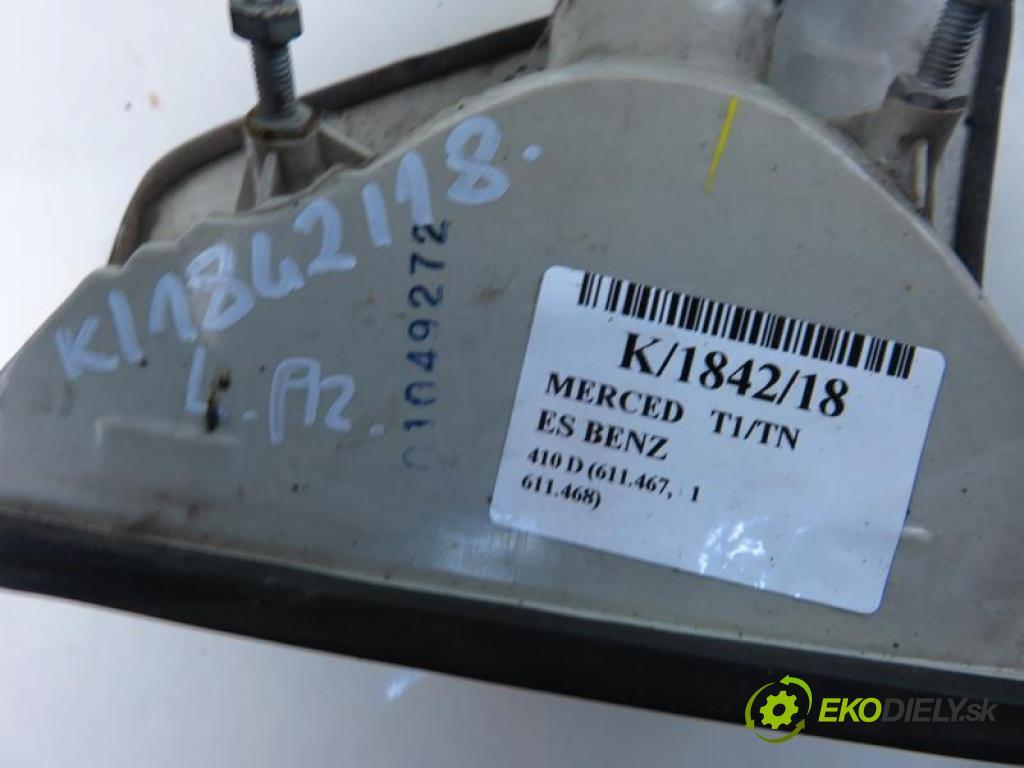MERCEDES BENZ T1/TN 410 D (611.467, 611.468) OM 602.940 manual 5 stupňová 70 kW 95 km  Smerovka LP  (Smerovky)